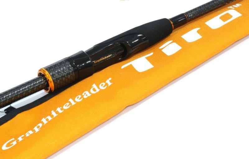 Обзор удилищ GRAPHITELEADER Vivo Ex и Graphiteleader Tiro ...