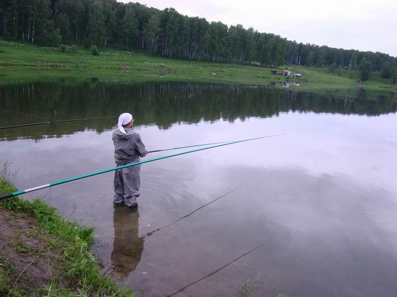 Платная рыбалка в новосибирск