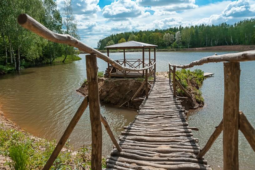 Платная рыбалка «ОРЕШКИНО»: Нижегородская область